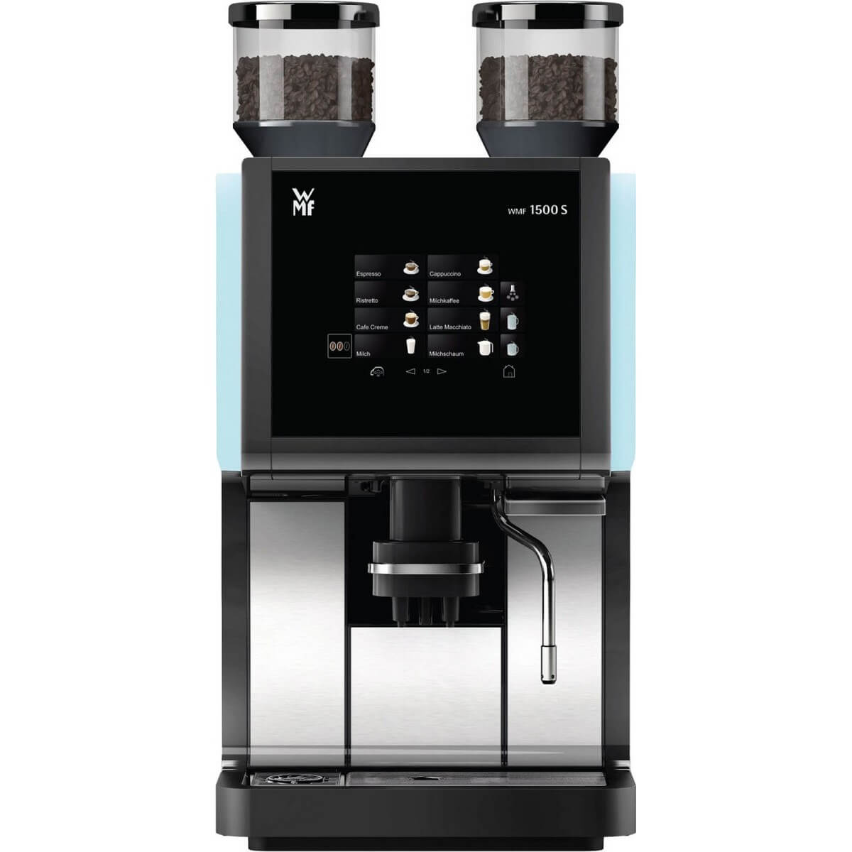 coffee machine wmf presto classic 1400s single choc single coffee. Black Bedroom Furniture Sets. Home Design Ideas